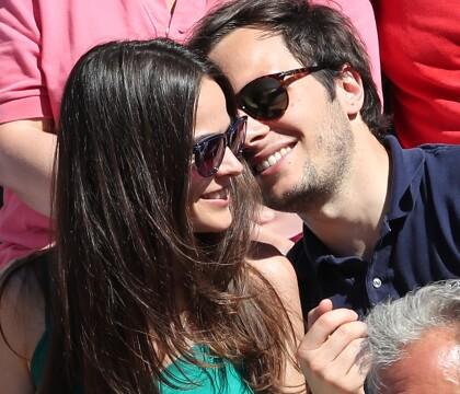 Vianney in love à Roland-Garros : Tendresse et rires complices avec Catherine
