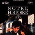 """L'affiche du film """"Notre Histoire"""" de Bertrand Blier (1984)"""