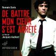 """L'affiche du film de Jacques Audiard """"De battre mon coeur s'est arrêté"""" (2005), avec Romain Duris"""