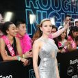 "Scarlett Johansson (robe Michael Kors) - Première du film ""Rough Night"" au théâtre AMC Lincoln Square à New York City, New York, Etats-Unis, le 12 juin 2017."