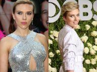 Scarlett Johansson embrase New York et rayonne, glamour et chic à la fois