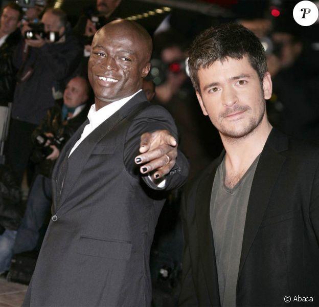 Seal et Grégoire