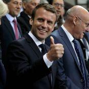 """Emmanuel Macron : """"Un jeune gars super sympa"""" pour son prof de tennis"""