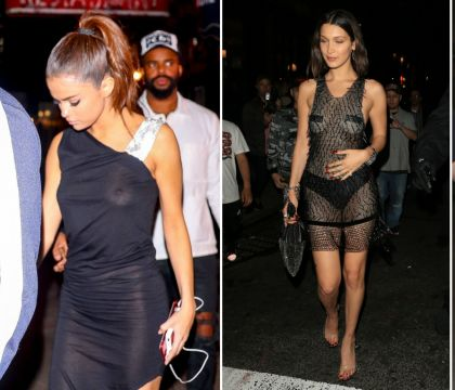 Selena Gomez, Kendall Jenner... : Quand les stars se passent de soutien-gorge
