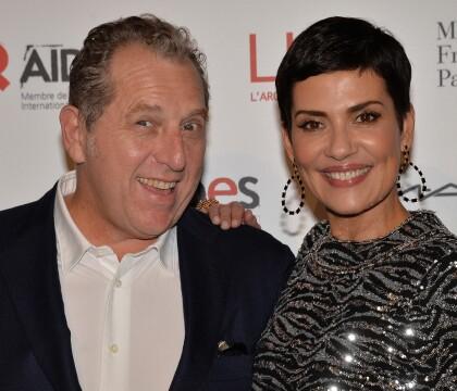 """Cristina Cordula mariée : """"J'aime Frédéréric et j'ai trouvé mon homme"""""""