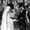 Le fils de Diana Ross, Naess s'est marié à sa petit ami Kimberly Ryan, ce week-end du 11 et 12 juin 2017, au Rancho Dos Pueblos Beach au États-Unis.