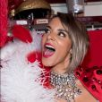 """Exclusif  - Shy'm - Backstage de l'émission """"Tous au Moulin Rouge pour le sidaction"""" au Moulin Rouge à Paris le 20 mars 2017. © Cyril Moreau - Dominique Jacovides / Bestimage"""