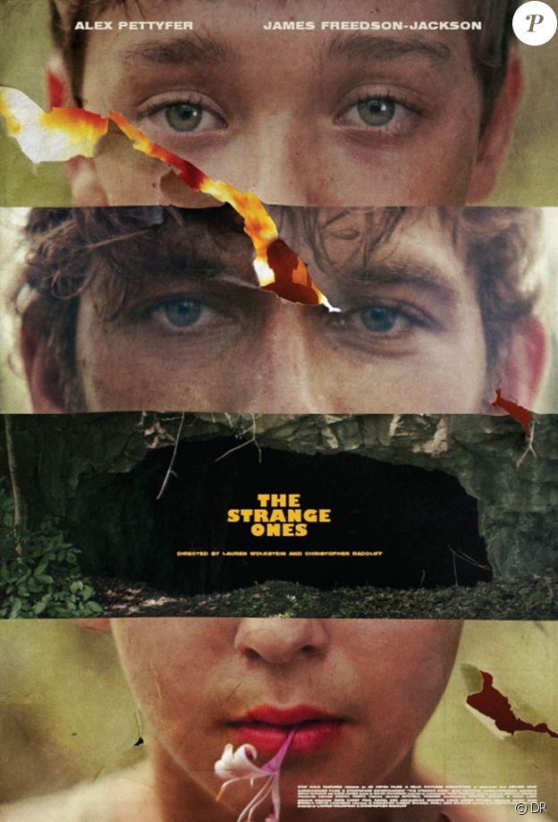 Affiche du film The Strange Ones