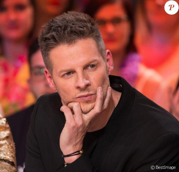 """Exclusif - Matthieu Delormeau - 1000e de l'émission """"Touche pas à mon poste"""" (TPMP) en prime time sur C8 à Boulogne-Billancourt le 27 avril 2017."""