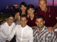 Zinedine Zidane : Tous ses charmants fils réunis pour son anniversaire en Grèce