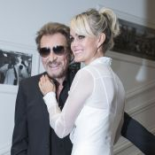 Johnny Hallyday : Belle déclaration d'amour à Laeticia avant le grand show