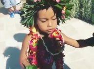 North West fête ses 4 ans lors d'une fête commune avec sa cousine Penelope