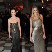 Vanessa Hessler et Elsa Zylberstein sous le charme... du beau Thomas Dutronc !