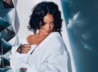 Rihanna en couple : Baiser torride et câlin coquin dans une piscine
