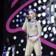 Katy Perry en concert lors du festival de Glastonbury, Royaume U?i, le 24 juin 2017.