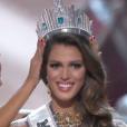 Iris Mittenaere, Miss France 2016, a été sacrée Miss Univers 2016 à Manille le 30 janvier 2017. Photo Instagram.