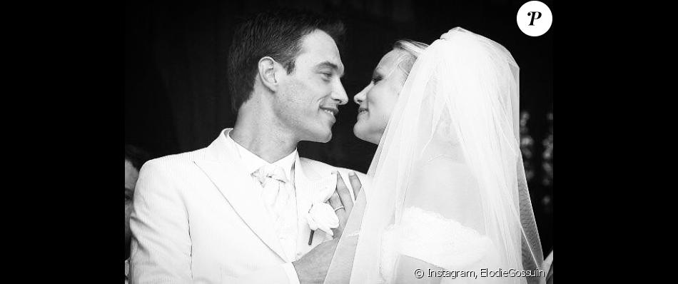 Elodie Gossuin, sa déclaration d\u0027amour à Bertrand pour leurs 11 ans de  mariage