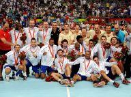 Les handballeurs français en fête : ils sont champions du monde !!! Et nous aussi !