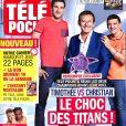 """Magazine """"Télé Poche"""" en kiosques le 3 juillet 2017."""