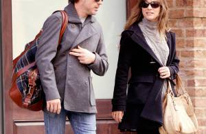 L'Iron-Man Robert Downey Jr... sortie amoureuse avec sa femme !
