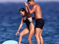 Kourtney Kardashian : Torride en bikini, elle prend du bon temps avec Younes