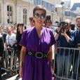 """Cristina Cordula - Arrivées au défilé de mode """"Jean Paul Gaultier"""", collection Haute-Couture automne-hiver 2017/2018, à Paris. Le 5 juillet 2017 © CVS - Veeren / Bestimage"""