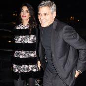 Amal et George Clooney : Voyage en jet privé avec leurs jumeaux d'un mois