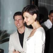 Katie Holmes et Tom Cruise super élégants... pour un dîner romantique à Rio !
