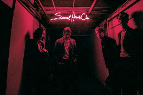Foster the People de retour à Paris avec Sacred Hearts Club