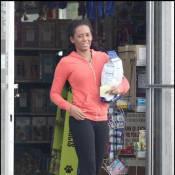 EXCLU : Quand Mel B, habillée comme un sac... fait des courses pour Woofy !