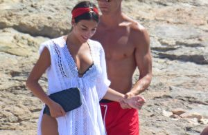 Cristiano Ronaldo : Aux petits soins pour Georgina, sa déesse grecque