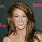Le top Angie Everhart... va devenir maman !
