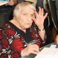 Anne Golon, auteur de la saga Angélique - Russie, 2008