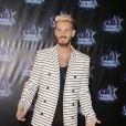"""M. Pokora (Matt Pokora) lors de la 18ème cérémonie des """"NRJ Music Awards"""" au Palais des Festivals à Cannes, le 12 novembre 2016. © Christophe Aubert via Bestimage"""