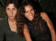Jean-Luc Lahaye et sa fille Margaux retrouvent le beau Gary Dourdan