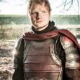 Ed Sheeran dans les nouveaux épisodes des Game Of Thrones - Photo publiée sur Instagram le 18 juillet 2017