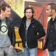 Filip Nikolic, Frank et Adel des 2Be3