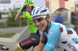 Cyril Gautier : Mignonne demande en mariage pour finir son Tour de France