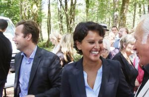 Boris Vallaud et Najat Vallaud-Belkacem, un couple qui
