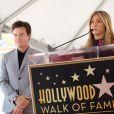 Jason Bateman et Jennifer Aniston - Jason Bateman reçoit son étoile sur le Walk of Fame à Hollywood, le 26 juillet 2017