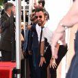 Justin Theroux - Jason Bateman reçoit son étoile sur le Walk of Fame à Hollywood, le 26 juillet 2017