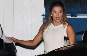 Eva Longoria et Victoria Beckham : Double date intime avec José et David