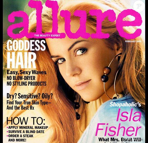 """Isla Fisher pour """"Allure"""""""