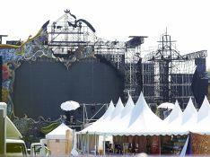 Tomorrowland : Un incendie se déclenche en plein festival, des images terribles