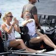 Beatrice Borromeo était présente à Palma de Majorque le 2 août 2017 pour encourager son mari Pierre Casiraghi lors de son entrée en lice avec Malizia dans la 36e Copa del Rey MAPFRE, dans la catégorie GC32.