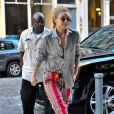 Gigi Hadid arrive chez elle à New York le 30 juillet 2017. 30/07/2017 - New York