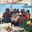 Emilie Nef Naf (Secret Story 3) et son ex, le basketteur Bruno Cerella, se sont revus lors de vacances en Grèce, sur l'île de Paros.