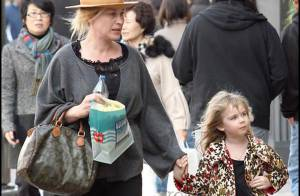 Patricia Arquette, en plein divorce, prend bien soin de son adorable Harlow, 6 ans !