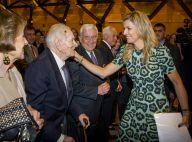 La reine Maxima des Pays-Bas en deuil : son père, Jorge Zorreguieta, est mort