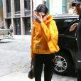 Kendall Jenner à New York le 27 Juillet 2017.